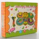 Деревянная игрушка Шнуровка MD 2399