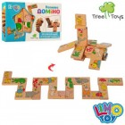 Деревянная игрушка Домино MD 2146