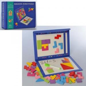 Деревянная игрушка Геометрика MD 2660