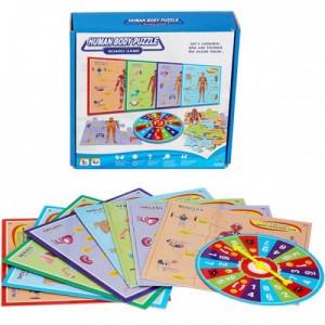 Настольная игра Human Body Puzzle 5077