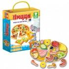 Игра магнитная Пицца VT3004-08