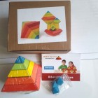 Деревянная игрушка Пиромида 2305-83
