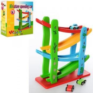 Деревянная игрушка Трек MD 2379
