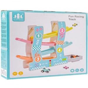 Деревянная игрушка Трек MD 2791