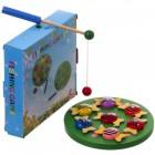 Деревянная игрушка Рыбалка на магните 5331