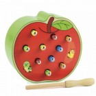 Деревянная игрушка Яблоко