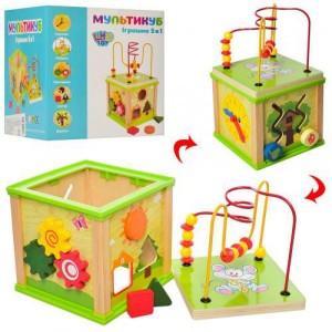 Деревянная игрушка Лабиринт MD 0995