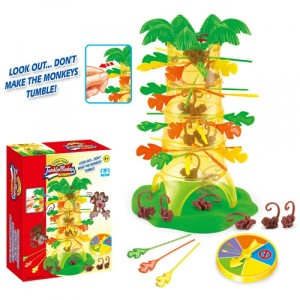 Настольная игра Весёлые обезьянки SPL292192