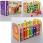 Деревянная игрушка Ксилофон MD 2218
