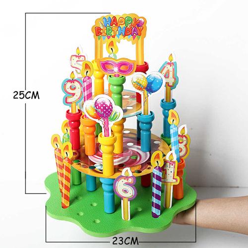 3D Мозаика Торт M10B