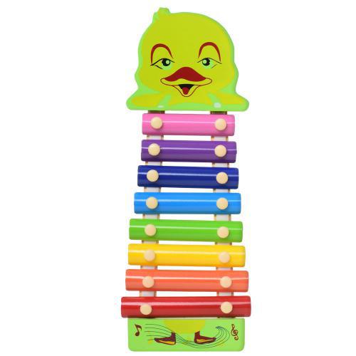 Деревянная игрушка Ксилофон MD 0712
