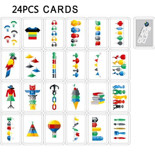 Настольная игра Quick caps HC161762