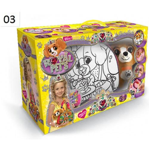 Набор для творчества Royal Pets Сумочка с собачкой RP-01-01/06
