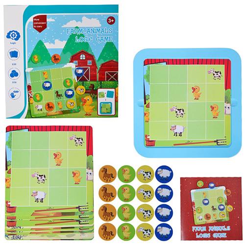 Настольная игра Pond Animals 968-1-2-3