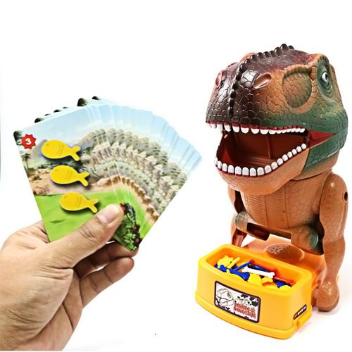 Настольная игра Плохой динозавр 338-71