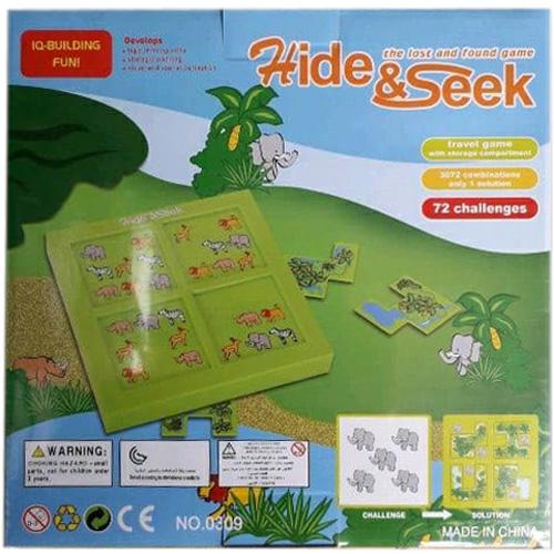 Настольная игра Hide and seek 0309