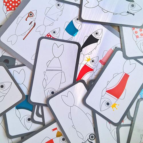 Шпроти Настільна карткова гра