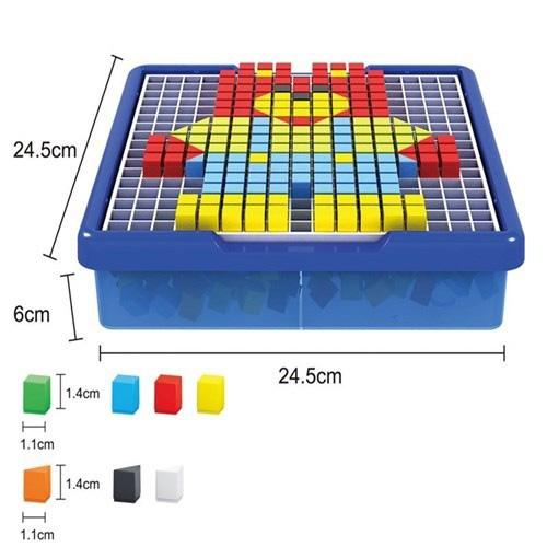 Пиксельная мозаика 331