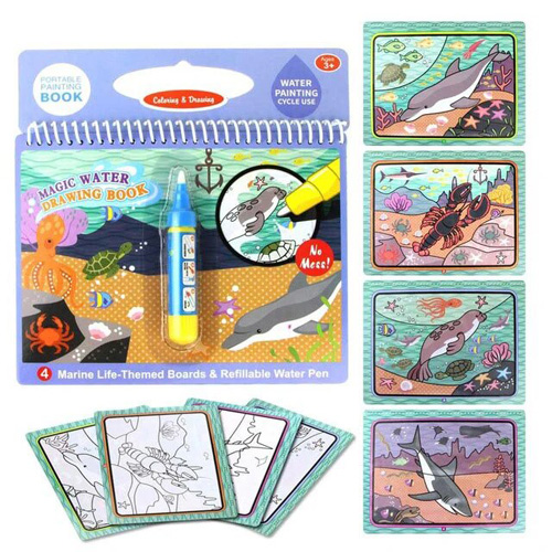 Книжка для рисования водой LT3955-6-7-8-9-60-61-62-1