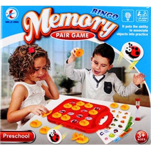 Настольная игра Memory 22001