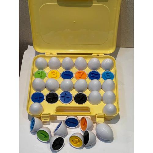 Развивающая игра Matching Eggs DF 27
