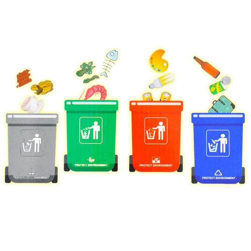 Настольная игра Garbage Classification