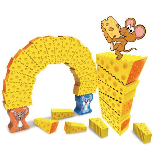 Настольная игра Сырная башня 007-90
