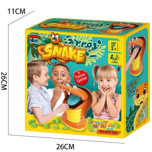 Настольная игра Greedy Snake HC314619
