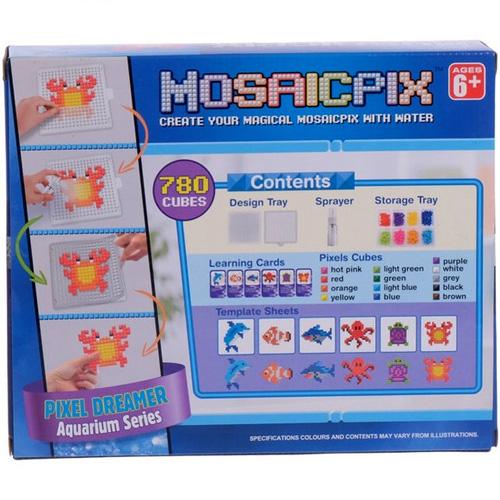 Аквамозаика MOSAICPIX 780 деталей 55001-55002
