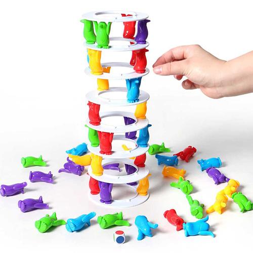 Настольная игра Башня пингвинов 1227-09