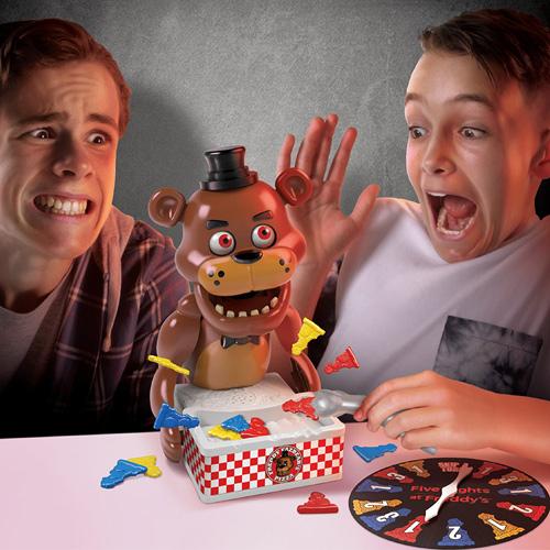 Настольная игра Five Nights at Freddys js010