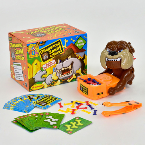 Настольная игра Собака-кусака 7144