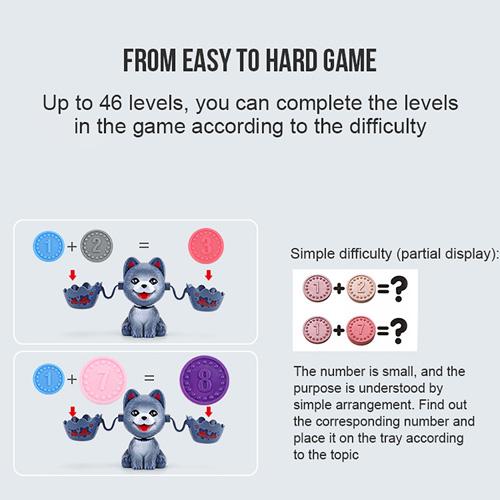Настольная игра Balance Intelectual interaction