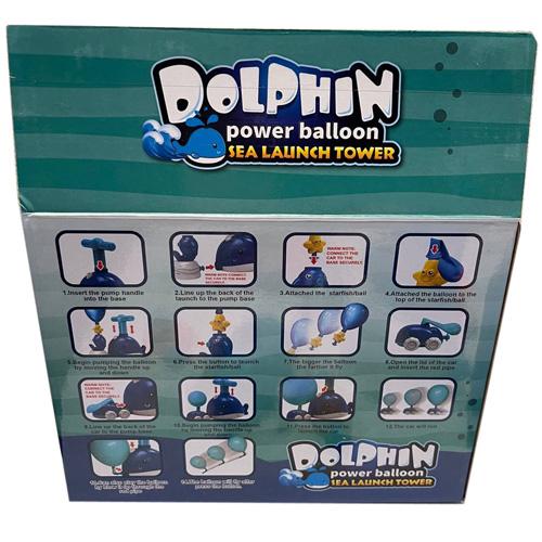 Настольная игра Dolphin КВ 198