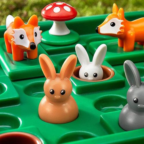 Настольная игра Jump In Rabbit Leap 05