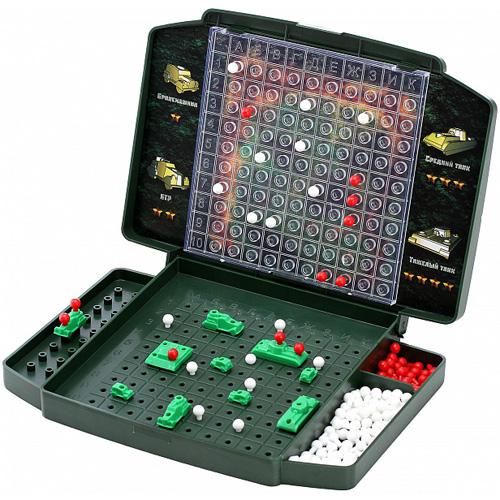 Настольная игра Танковый бой 858