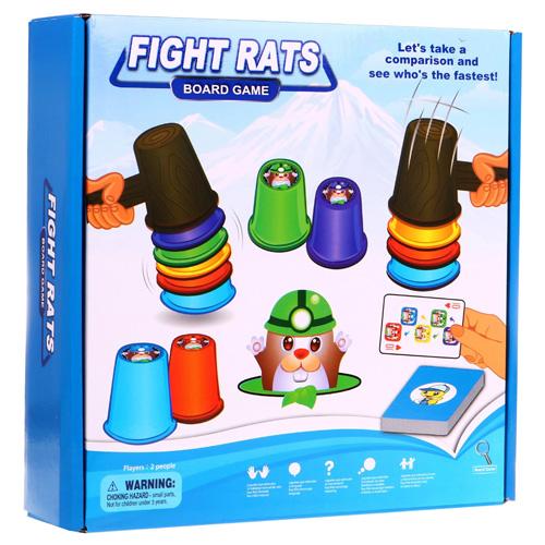 Настольная игра Fight Rats