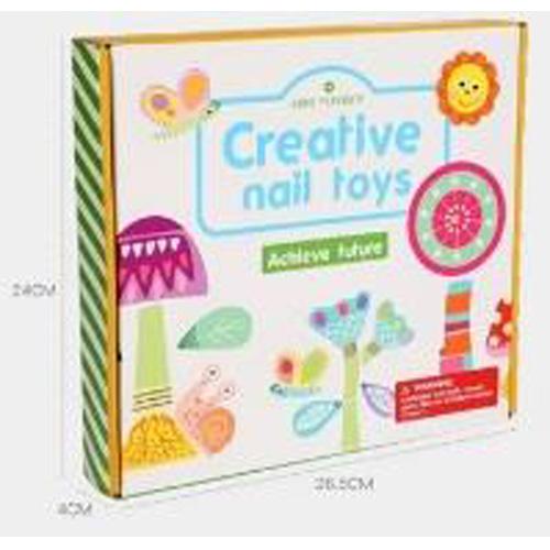 Деревянная игрушка Creative Nail Toys 2305-104