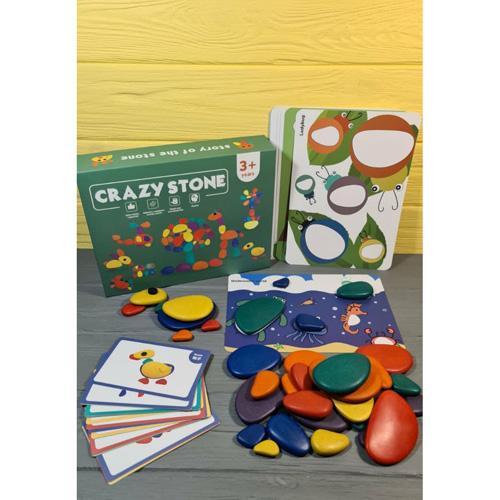 Деревянная игрушка Crazy Stone 1902-1