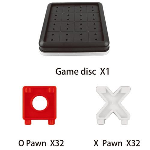 Настольная игра 3D XO CHESS