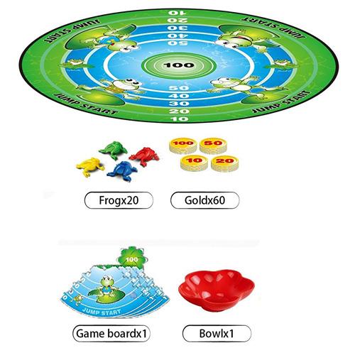 Настольная игра Jumping Frog 5044