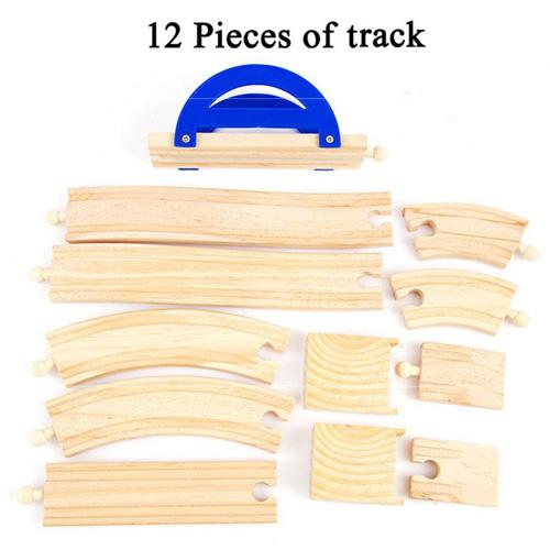 Автотрек деревянный A401