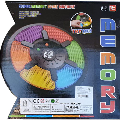 Настольная игра Memory G70
