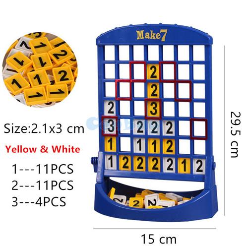 Настольная игра Великолепная семерка 707-72
