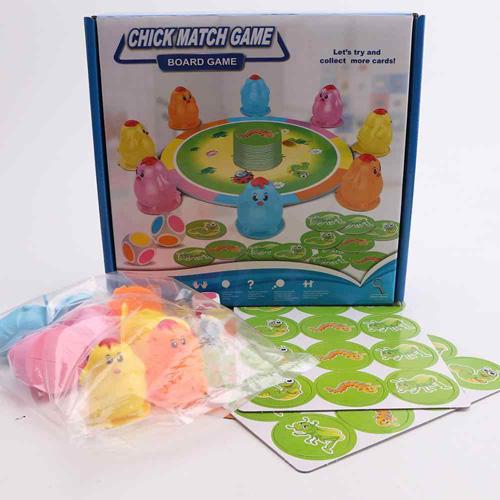 Настольная игра Chick match 5106