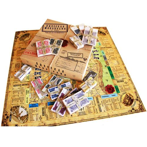 Настольная игра Одесская монополия