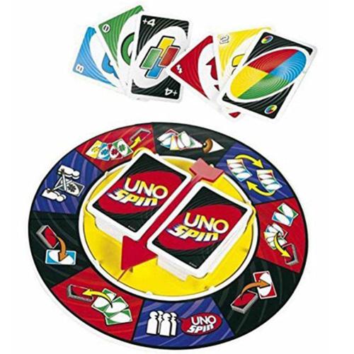 Настольная игра UNO Spin HY25182B-C
