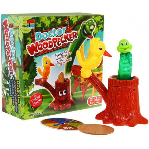 Настольная игра Doctor Woodpecker HC314634