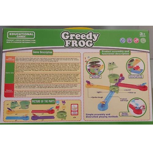 Настольная игра Greedy Frog