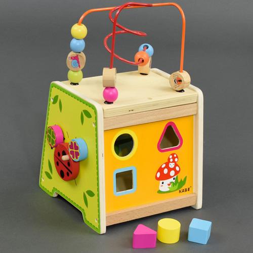 Деревянная игрушка Логика С 23086